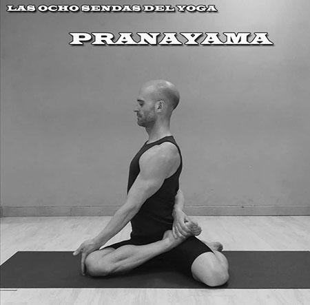 las ocho sendas del yoga pranayama
