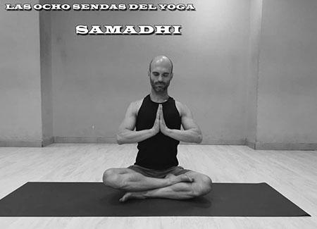 las ocho sendas del yoga samadhi