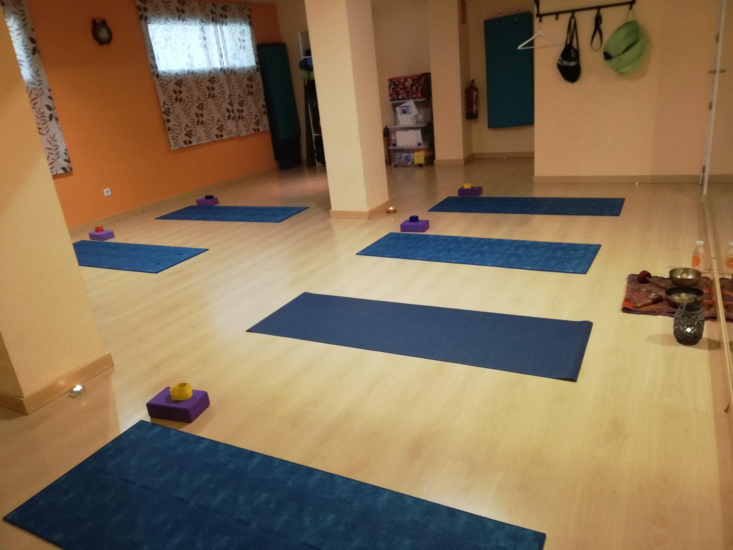 Sala yoga 1